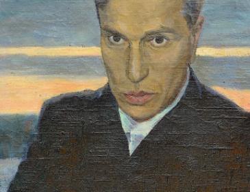 Борис пастернак портрет в хорошем качестве