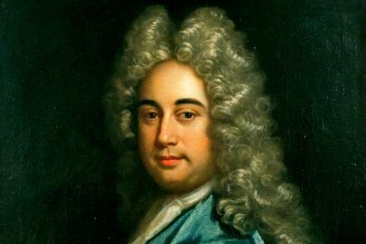 Даниэль Дефо портрет